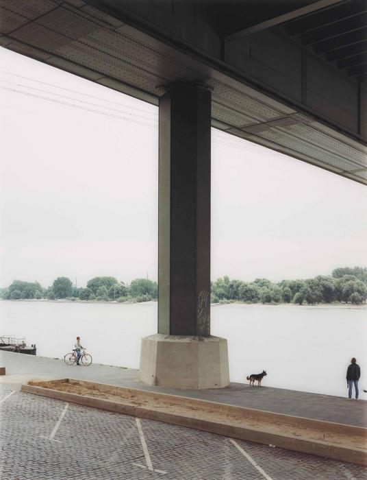 Andreas Gursky-Zoobrucke, Koln-1988