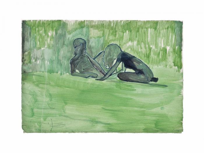 Peter Doig-Untitled (Pond)-2000