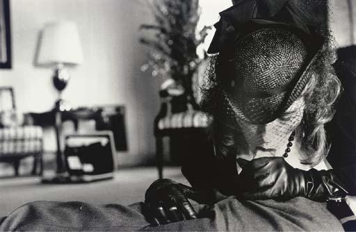Helmut Newton-In A Penthouse (1985)-1985