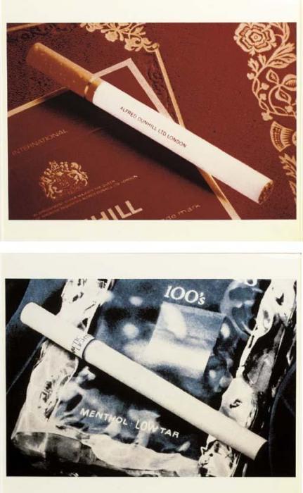 Richard Prince-Cigarettes-1978