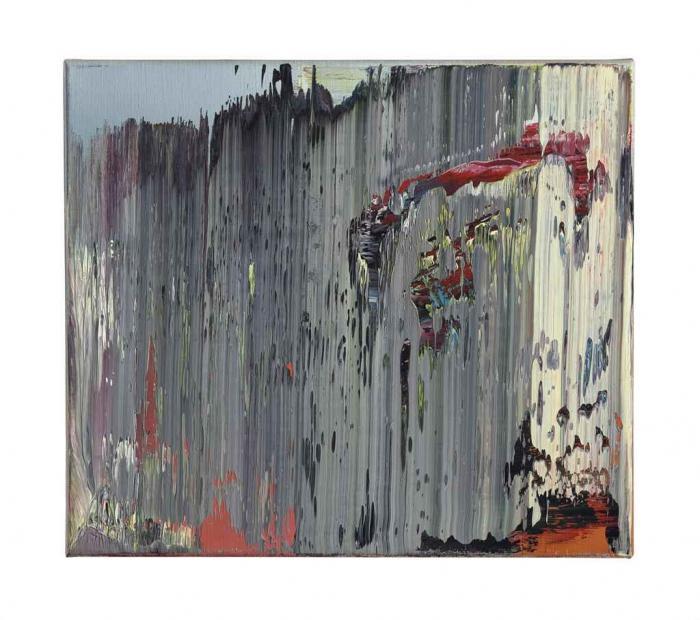 Gerhard Richter-Abstraktes Bild 675-4 (Abstract Painting 675-4)-1988