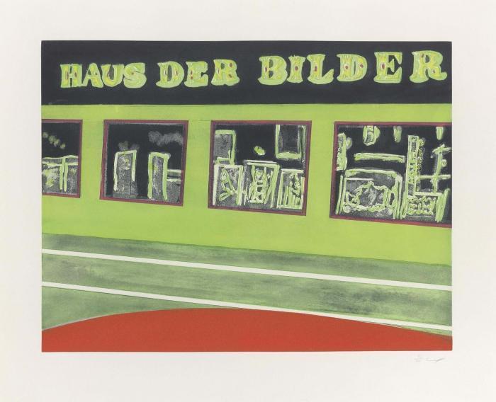Peter Doig-Haus der Bilder-2001