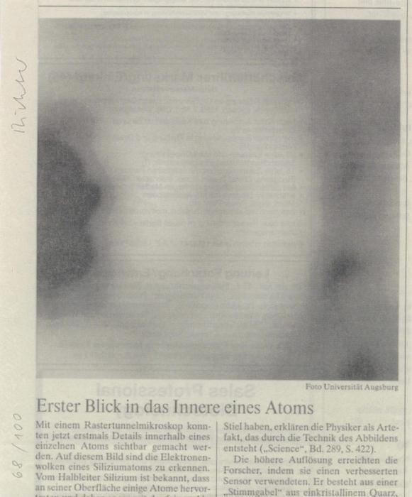 Gerhard Richter-Erster Blick in das Innere eines Atoms-2000