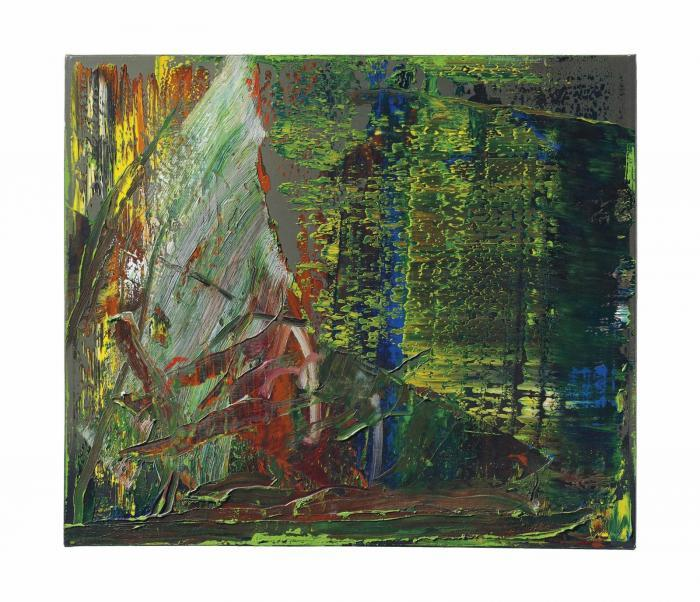 Gerhard Richter-Abstraktes Bild 626-2 (Abstract Painting 626-2)-1987