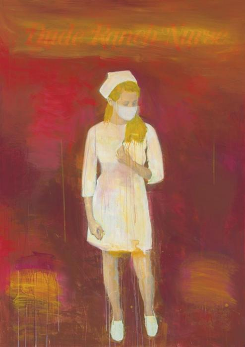 Richard Prince-Dude Ranch Nurse # 2-2003