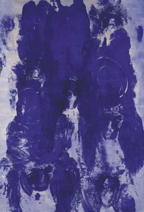 Yves Klein-Ant 5 I-1962