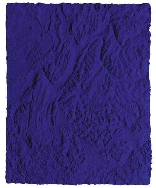 Yves Klein-Rp20-1961