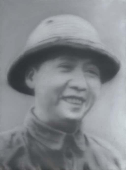 Gerhard Richter-Mao-1971