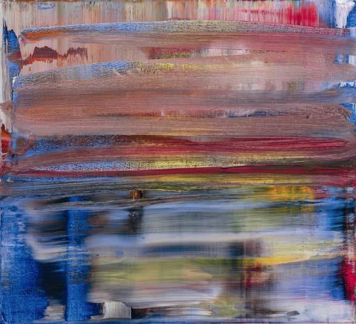 Gerhard Richter-Abstraktes Bild 817-1 (Abstract Painting 817-1)-1994