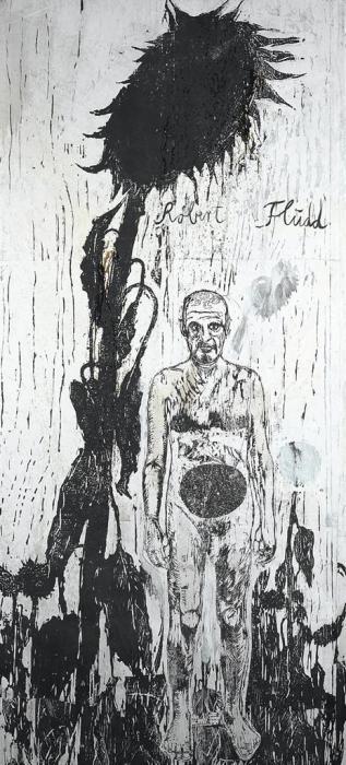 Anselm Kiefer-Robert Fludd-1992