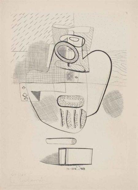 Le Corbusier-Nature Morte-1930