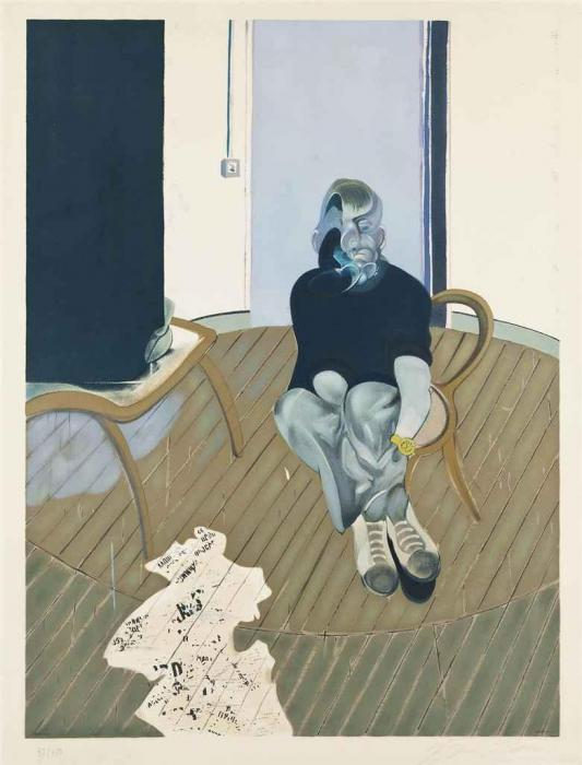 Francis Bacon-Autoportrait-1973