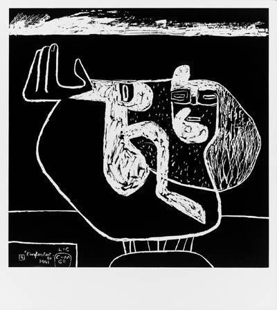 Le Corbusier-La Mer est toujours presente-1962