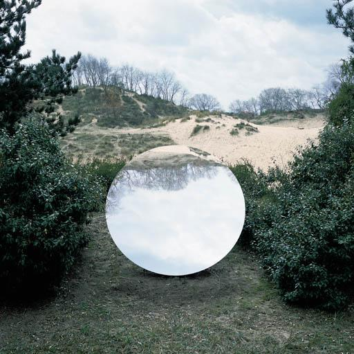 Anish Kapoor-Sky Mirror-1999
