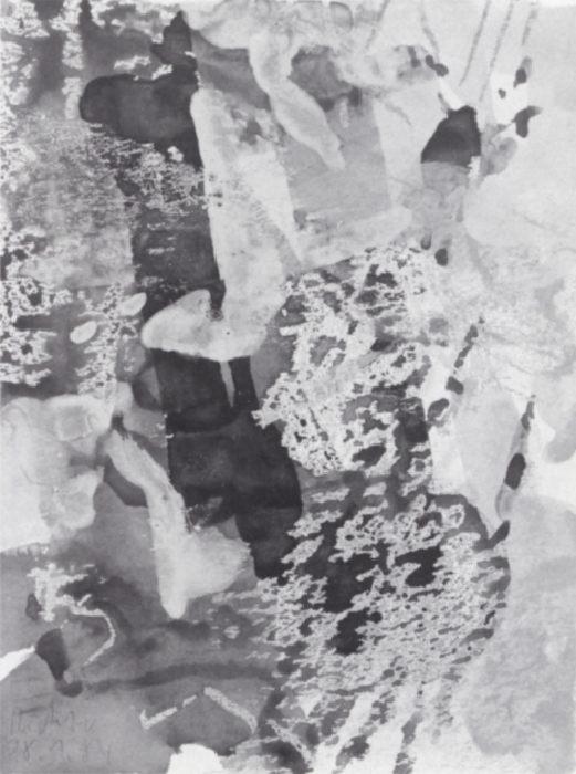 Gerhard Richter-S.H. 4-1984