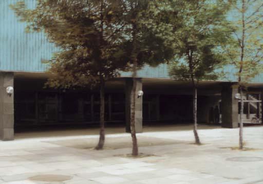 Gerhard Richter-Passage, Leipzig-1990