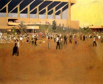 Peter Doig-Buffalo Station-1999