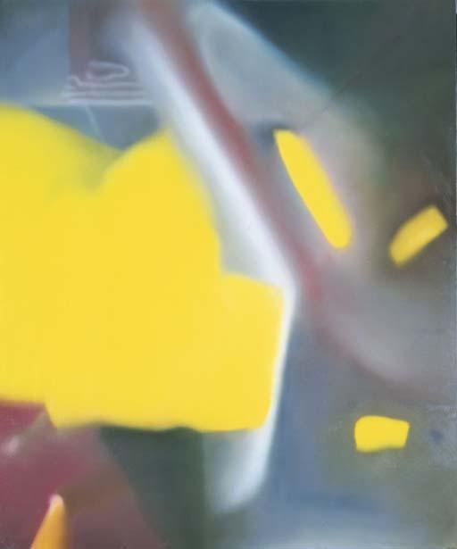 Gerhard Richter-Abstraktes Bild 438 (Abstract Painting 438)-1978