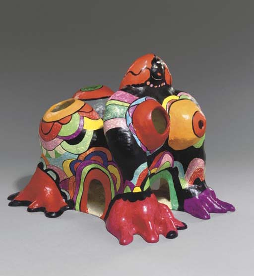 Niki de Saint Phalle-Sphinx-1975