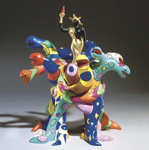 Niki de Saint Phalle-Tree of Liberty-2000