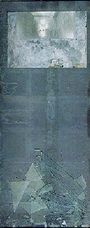 Anselm Kiefer-Schebirath ha Kelim-1988