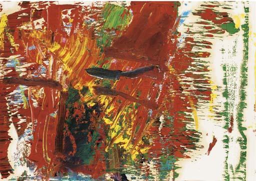 Gerhard Richter-Overholland, Amsterdam-1983