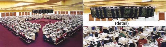 Andreas Gursky-Hong Kong Stock Exchange-1998