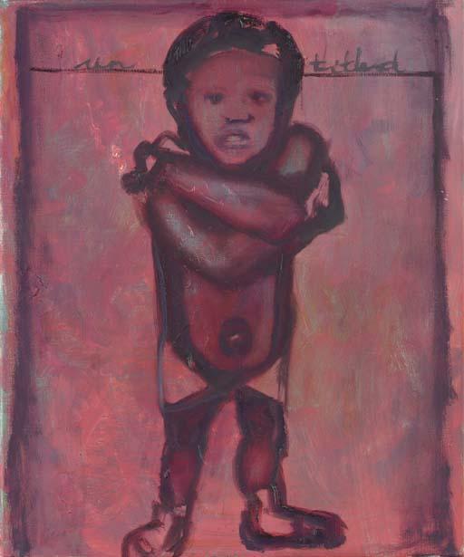 Marlene Dumas-Untitled-1991