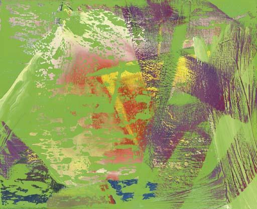 Gerhard Richter-Abstraktes Bild 507-2 (Abstract Painting 507-2)-1982