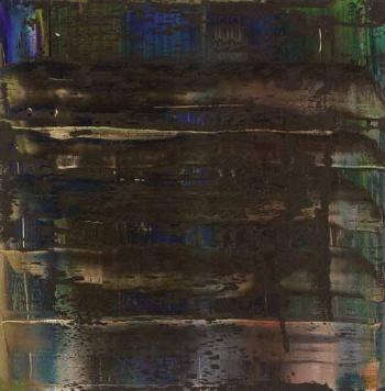 Gerhard Richter-Abstraktes Bild 713-1 (Abstract Painting 713-1)-1990