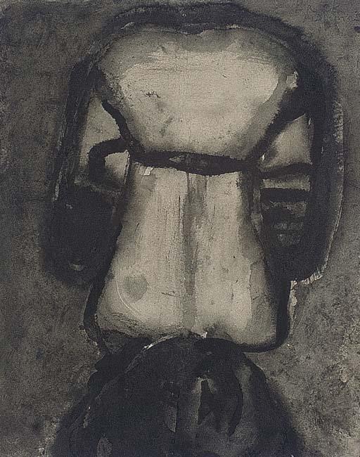 Marlene Dumas-Back-1999