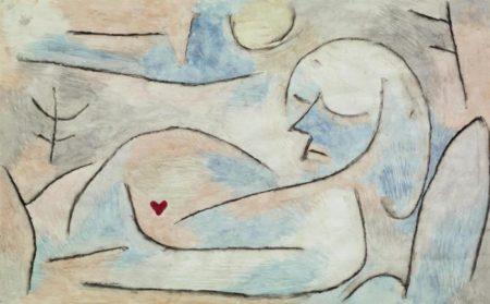 Paul Klee-Winterschlaf-1937