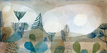 Paul Klee-Oceanische Landschaft-1929