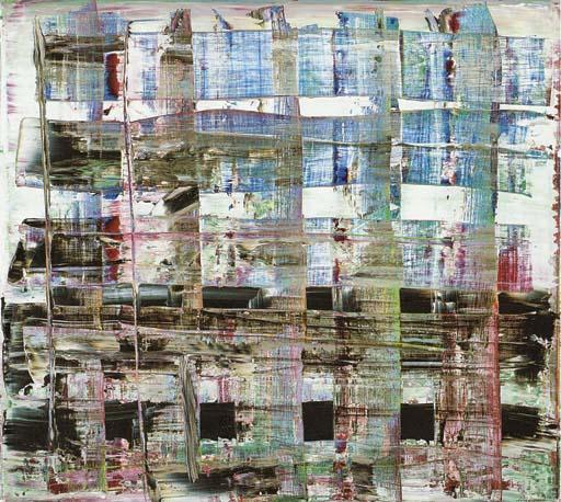 Gerhard Richter-Abstraktes Bild 775-2 (Abstract Painting 775-2)-1992