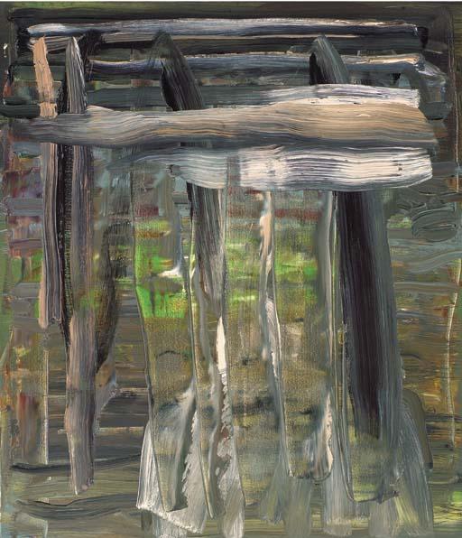Gerhard Richter-Abstraktes Bild 791-2 (Abstract Painting 791-2)-1993