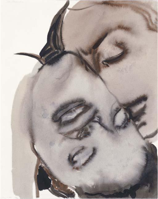Marlene Dumas-The Passion-1994