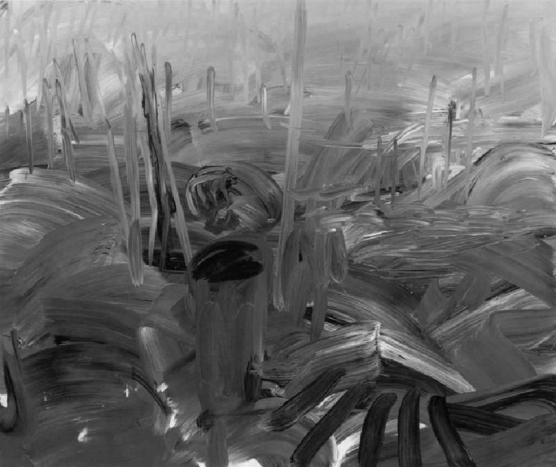 Gerhard Richter-Weinernte (Wine harvest)-1968