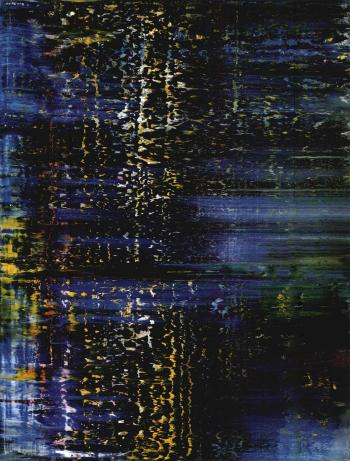 Gerhard Richter-Wald (3)-1990