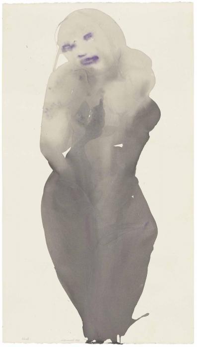 Marlene Dumas-West-1997