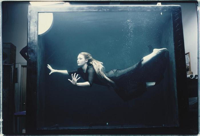 Annie Leibovitz-Kate Winslet, New York-1998
