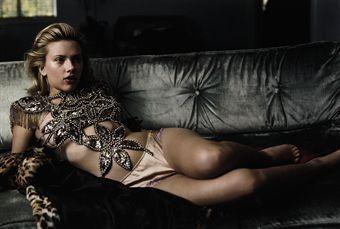 Annie Leibovitz-Scarlett Johansson, Los Angeles-2004