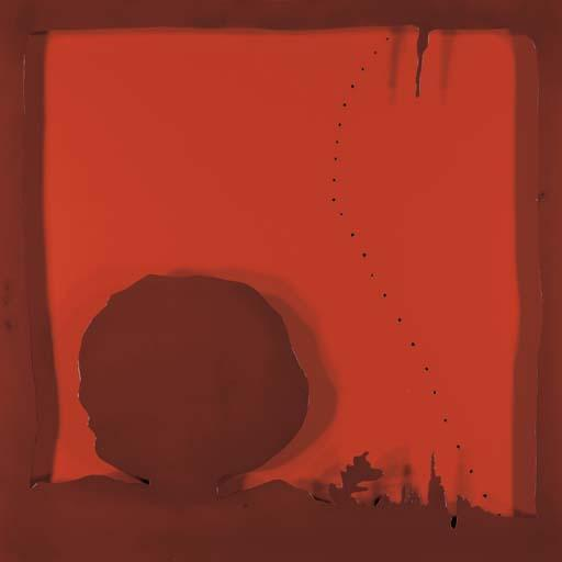 Lucio Fontana-Concetto spaziale, Teatrino-1965