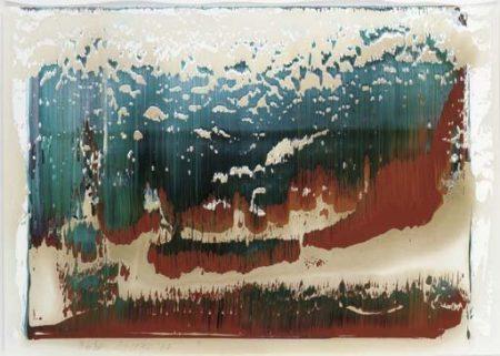 Gerhard Richter-Fuji-1996