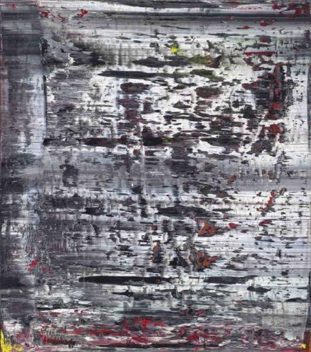 Gerhard Richter-Struktur 2 (Structure 2)-1989
