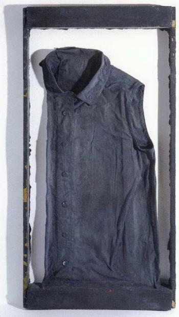 Gerhard Richter-Emas Bluse-1961