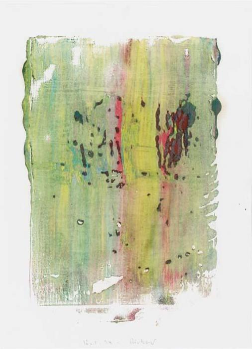 Gerhard Richter-Ohne Titel (12.1.94) / Untitled (12.1.94)-1994