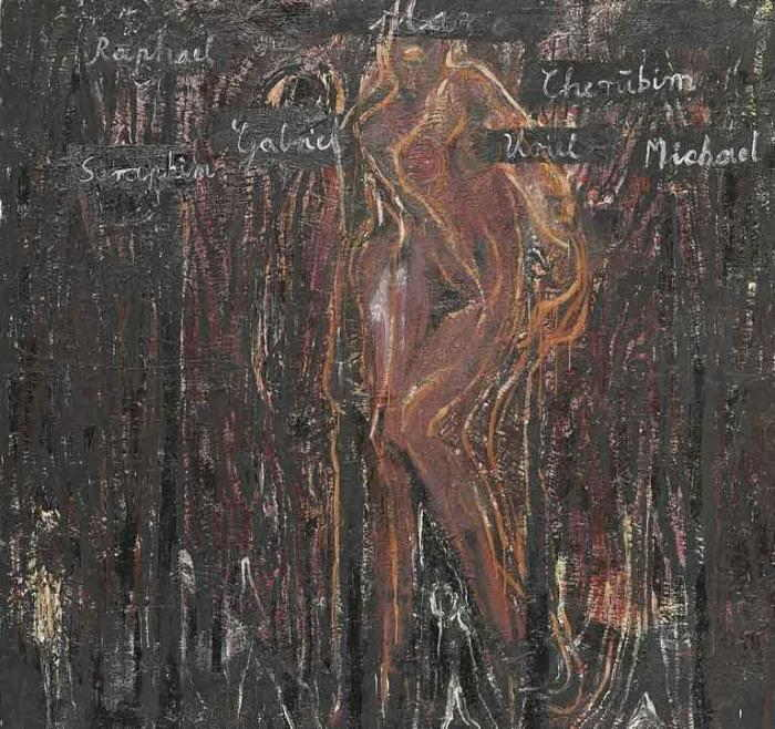 Anselm Kiefer-Maria-1977