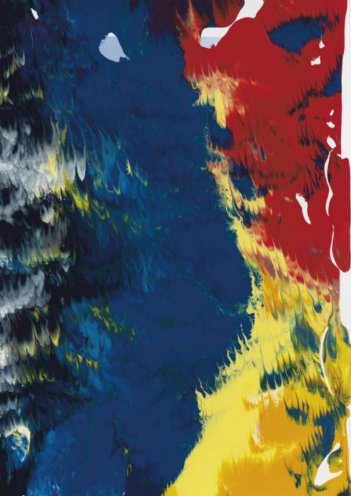 Gerhard Richter-Ohne Titel (20.5.08) / Untitled (20.5.08)-2008
