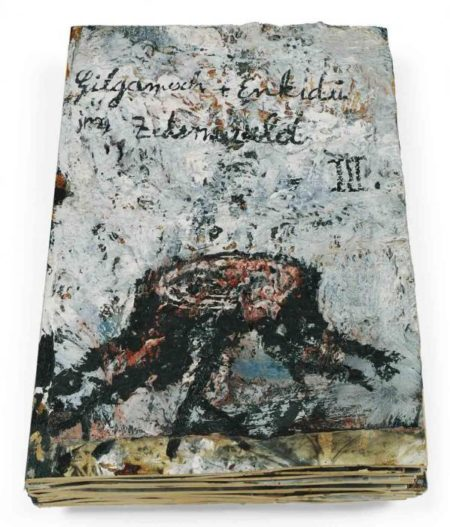 Anselm Kiefer-Gilgamesch und Enkidu im Zedernwald III-1981