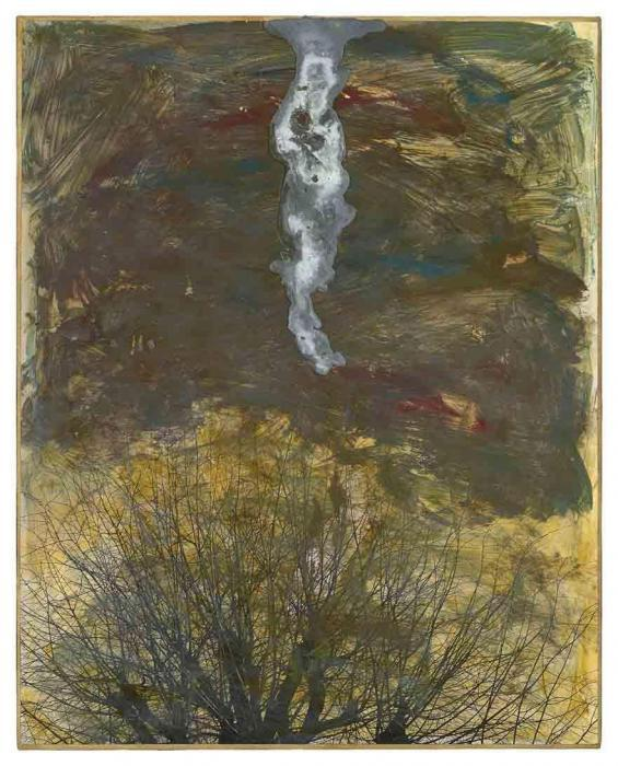 Anselm Kiefer-Emanation-1985